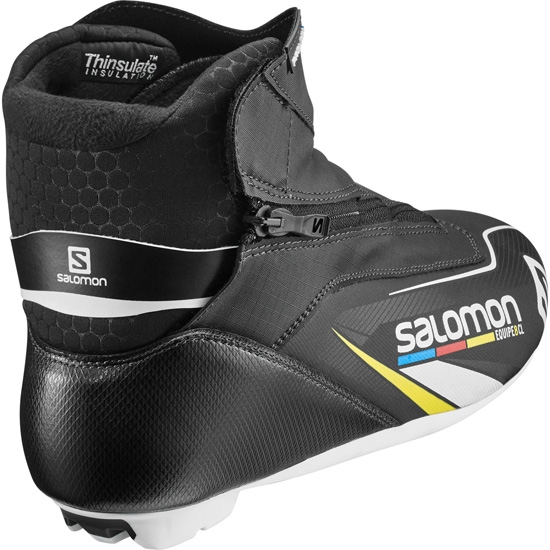 Salomon Equipe 8 Classic Prolink - Photo of detail