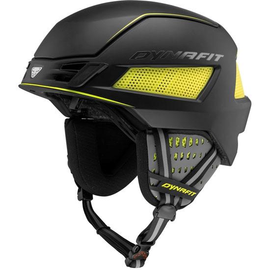 Dynafit ST Helmet - Black/Cactus