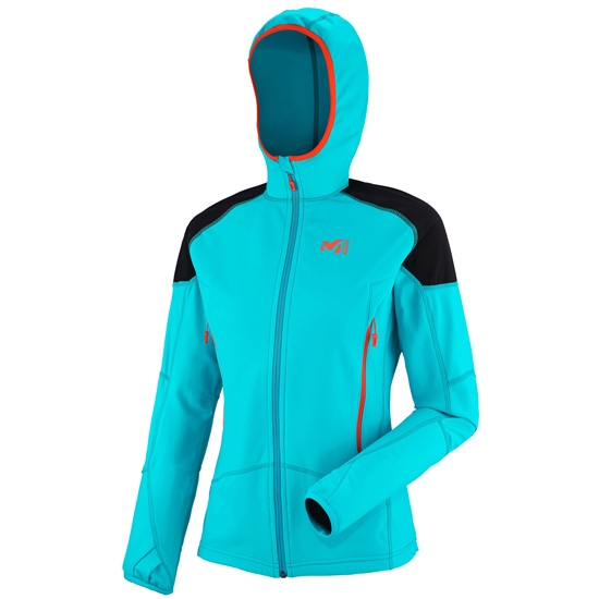 Millet Pierra Ment Jacket W - Blue Bird