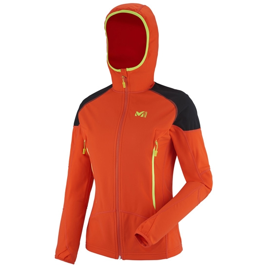 Millet Pierra Ment Jacket W - Orange