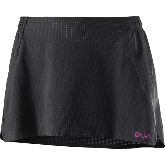 Salomon S-lab S-Lab Light Skirt 4 W - Black