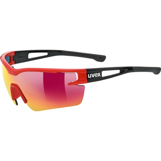 Uvex Sportstyle 116 - Red Black