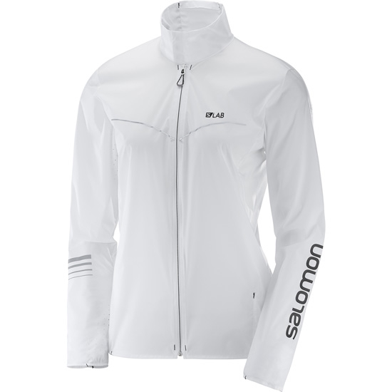 Salomon S-lab Light Jacket W - White