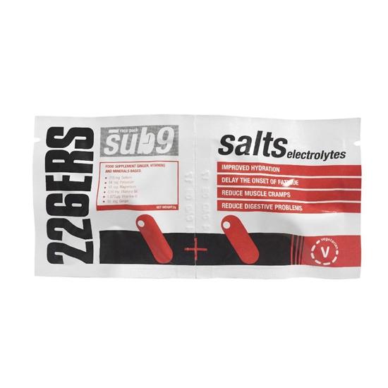 226ers Sub9 Salts Duplos 2 caps. -