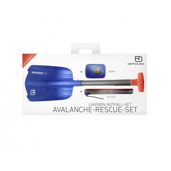 Ortovox Avalanche Rescue Kit Zoom+ -