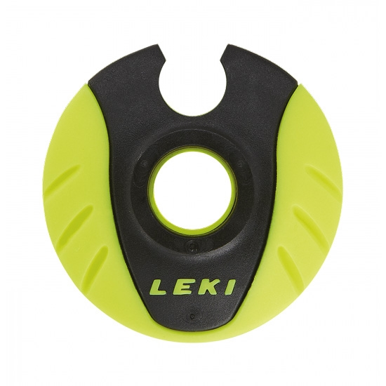 Leki Alpine Basket Cobra - Yelllow