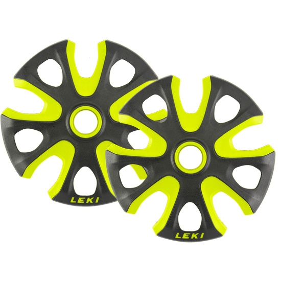 Leki Big Mountain Basket 95 mm - Neon
