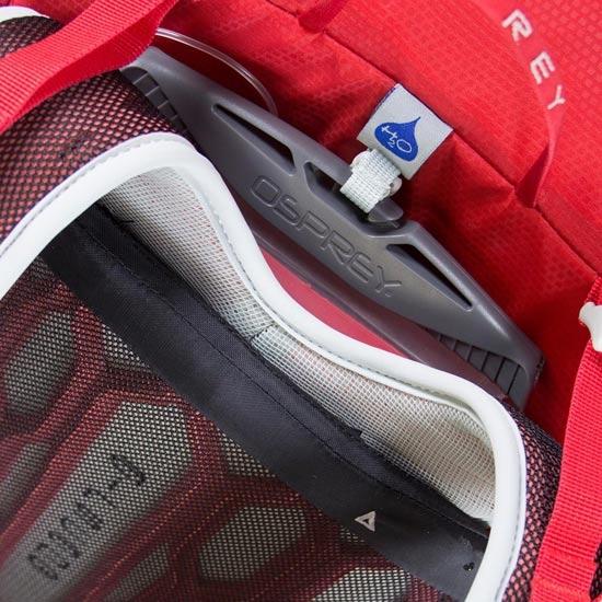 Osprey Talon 11 - Photo of detail