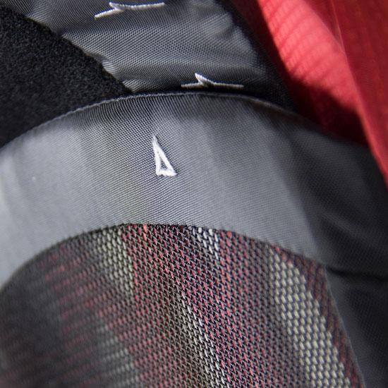 Osprey Talon 18 - Detail Foto