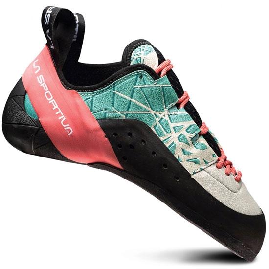 La Sportiva Kataki W - Mint/Coral
