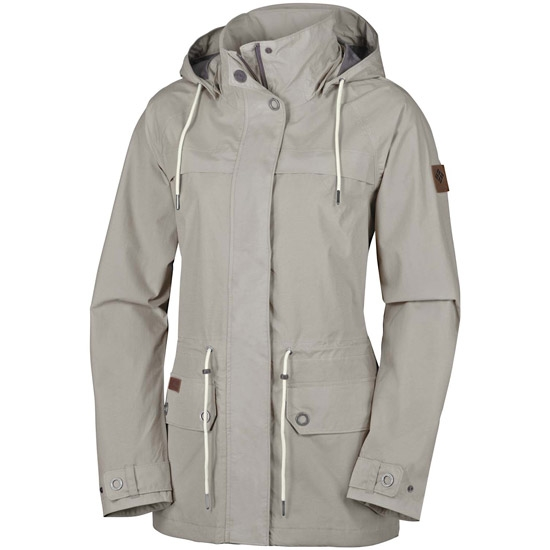 Columbia Remoteness Jacket W - Flint Grey