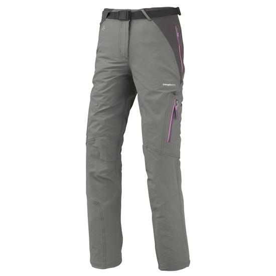 Trangoworld Mekong Pant W - Gray/Dark Shadow