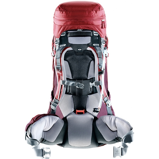 Deuter Aircontact Pro 55+15 W - Photo de détail