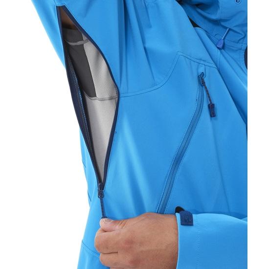 Millet K Shield Hoodie - Detail Foto