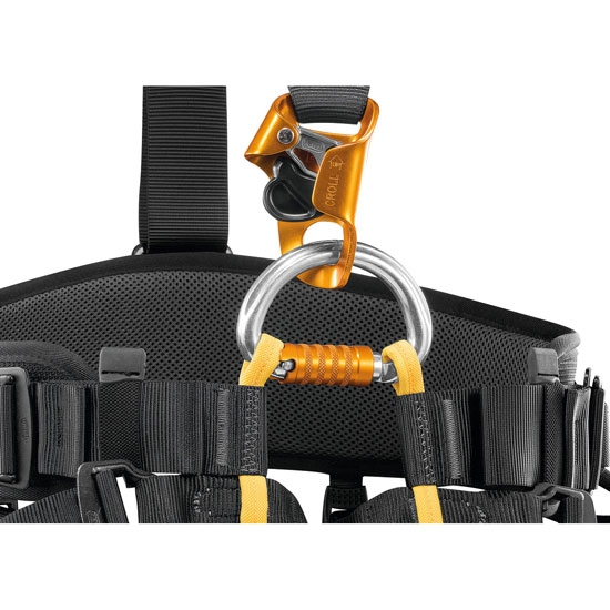 Petzl Falcon Ascent - Photo of detail