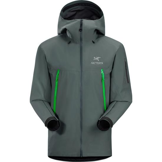 Arc'teryx Beta SV Jacket - Nautic Grey