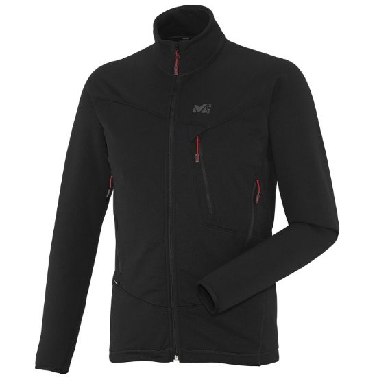 Millet Grepon Power Jacket - Noir/Noir