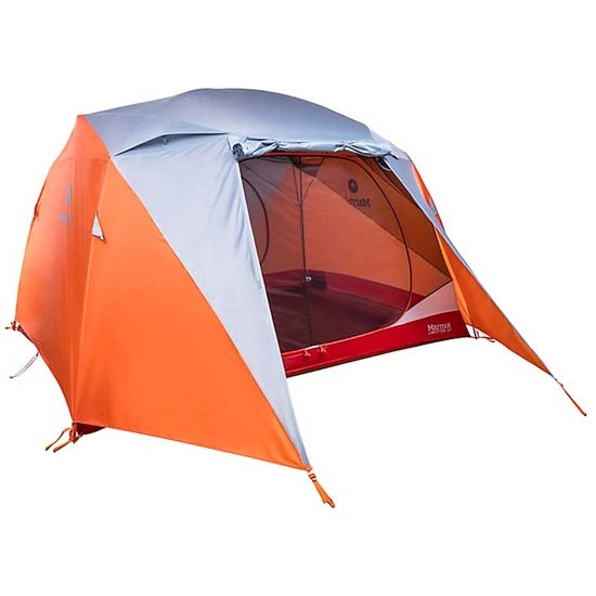 Marmot Limestone 6P Tent - Orange Spice/Arona