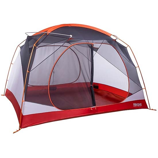 Marmot Limestone 6P Tent - Photo of detail