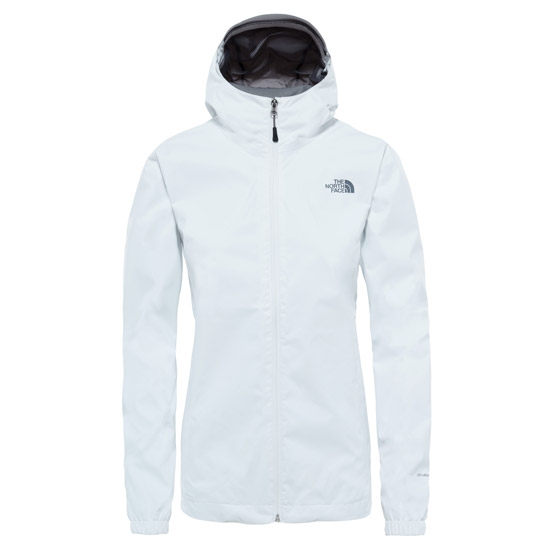 The North Face Quest Jacket W - TNF White/TNF White