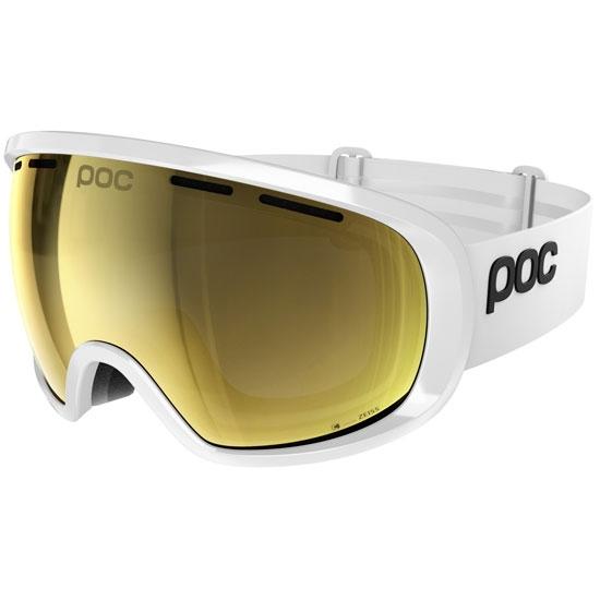 Poc Fovea Clarity - Hydrogen White/Spekt Gold