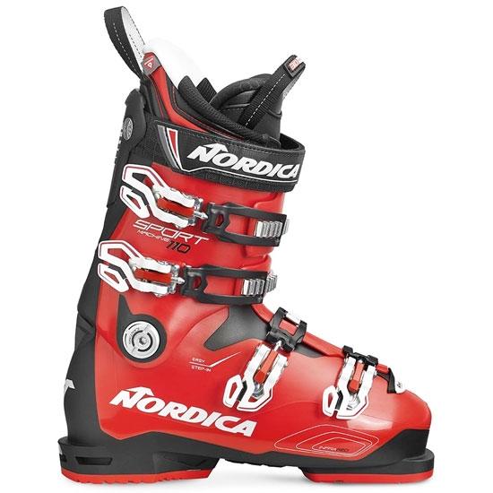 Nordica Sportmachine 110 - Black/Red/Black