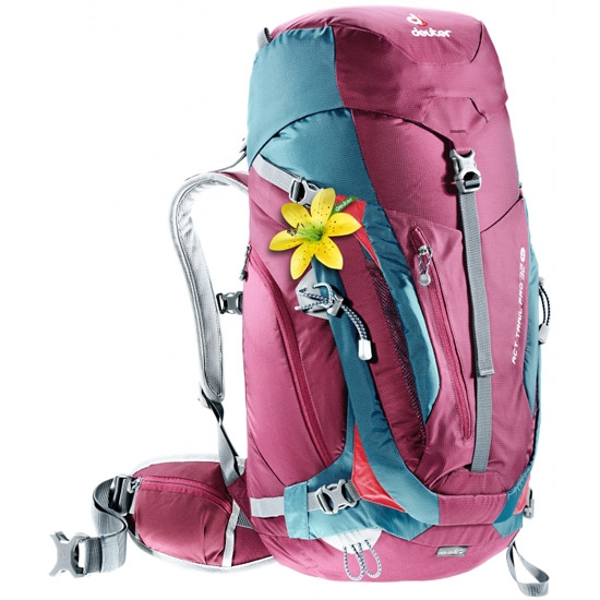 Deuter Act Trail Pro 32 W - Blackberry/Arctic
