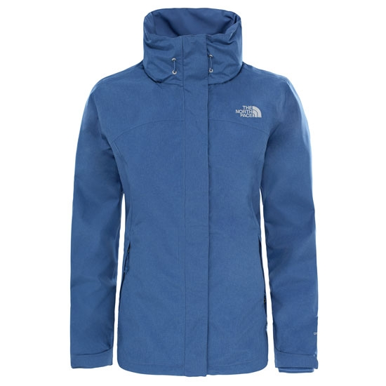 The North Face Sangro Jacket W - Coastal Fjord/Blue Heather