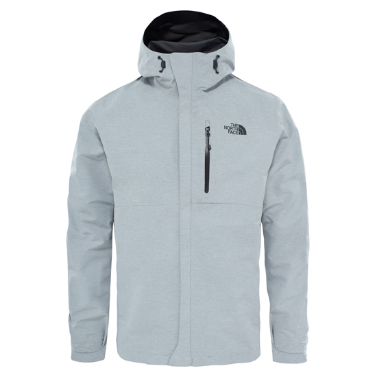 The North Face Dryzzle Jacket - Tnf Light Grey Heather
