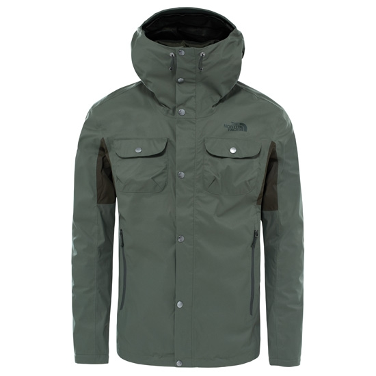 The North Face Arrano Jacket - Thyme