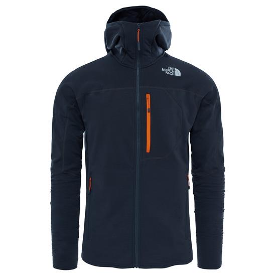 The North Face Incipient Hooded jacket - Asphalt Grey/Exuberance Orange