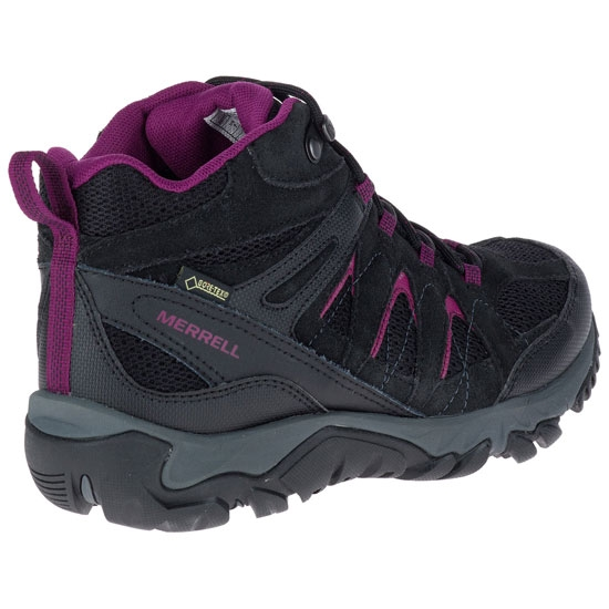 Merrell Outmost Mid Vent GTX W - Photo of detail