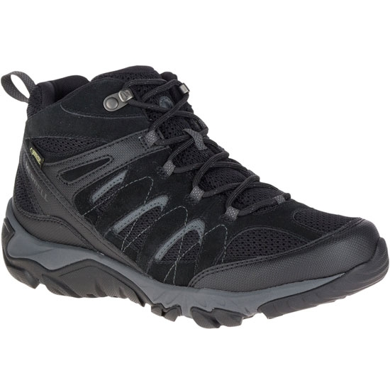 Merrell Outmost Mid Vent GTX - Black