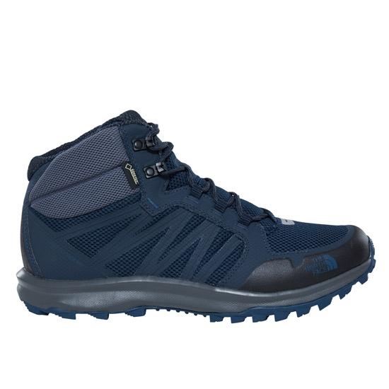 zapatillas de montaña de hombre litewave fastpack the north face