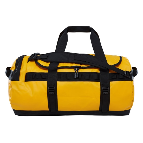 The North Face Base Camp Duffel M - Summit Gold/Tnf Black