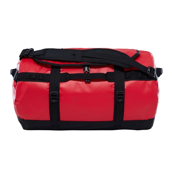 The North Face Base Camp Duffel S - Tnf Red/Tnf Black