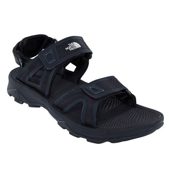 The North Face Hedgehog Sandal II - TNF Black/Vintage White