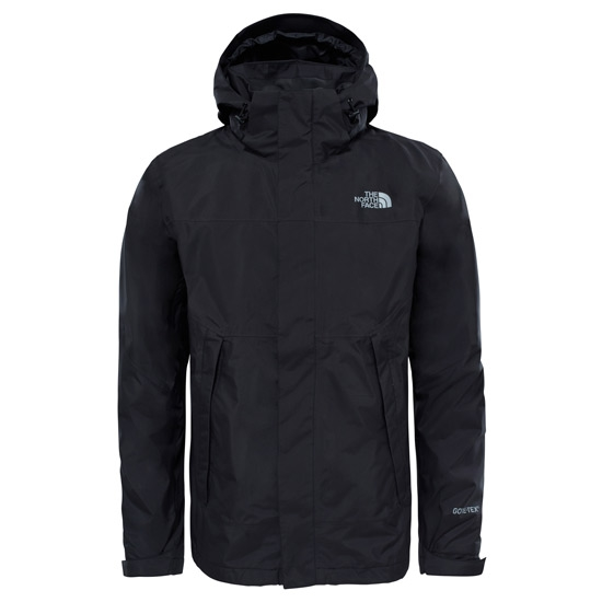The North Face Mountain Light II Shell Jacket - Tnf Black
