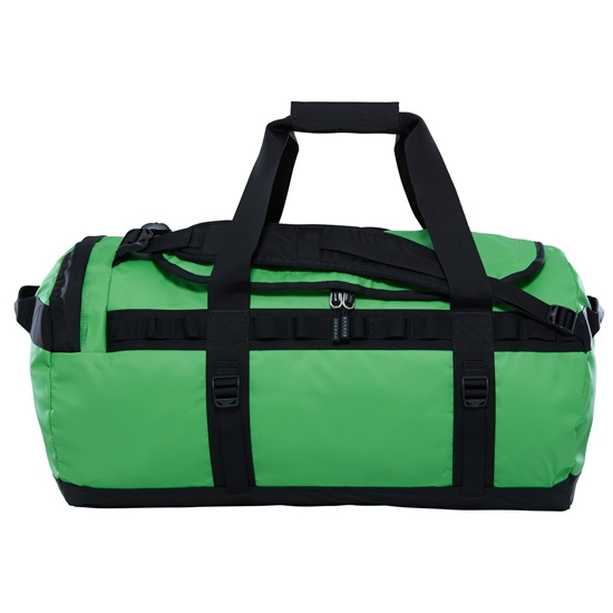 The North Face Base Camp Duffel M - Classic Green/TNF Black