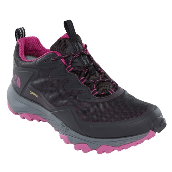 The North Face Ultra Fastpack III GTX W - TNF Black/Wild Aster