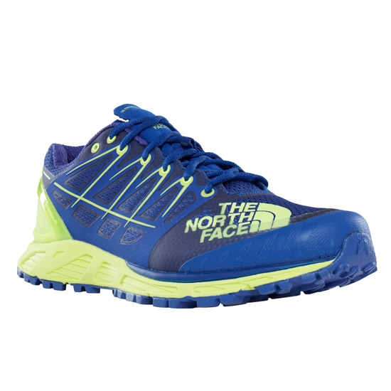 The North Face Ultra Endurance II - Brith Blue/Dayglo Yellow