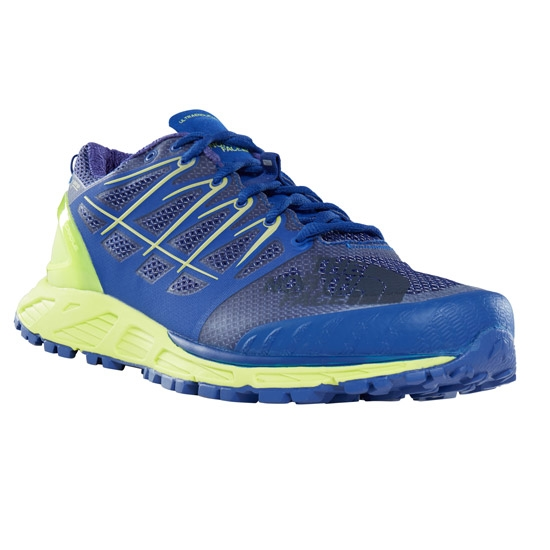 The North Face Ultra Endurance 2 GTX - Brit Blue/Dayglo Yellow