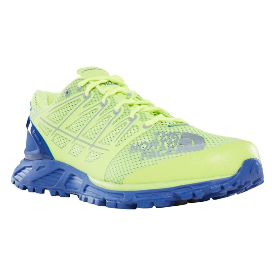 The North Face Ultra Endurance II - Dayglo Yellow/Brit Blue