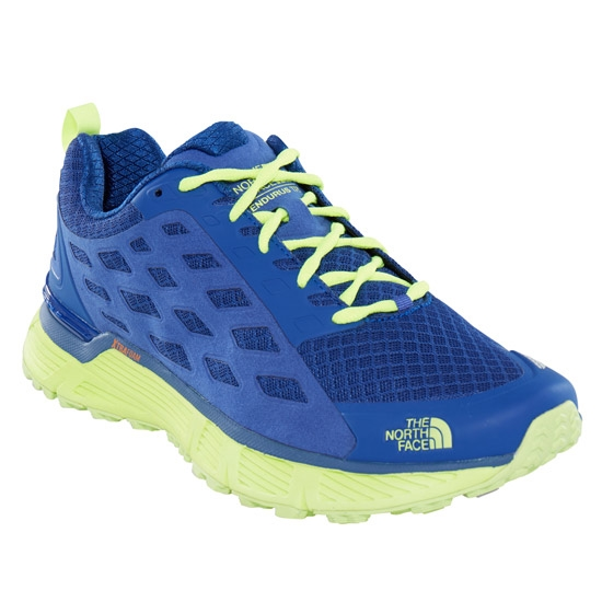 The North Face Endurus TR - Brit Blue/Dayglo Yellow