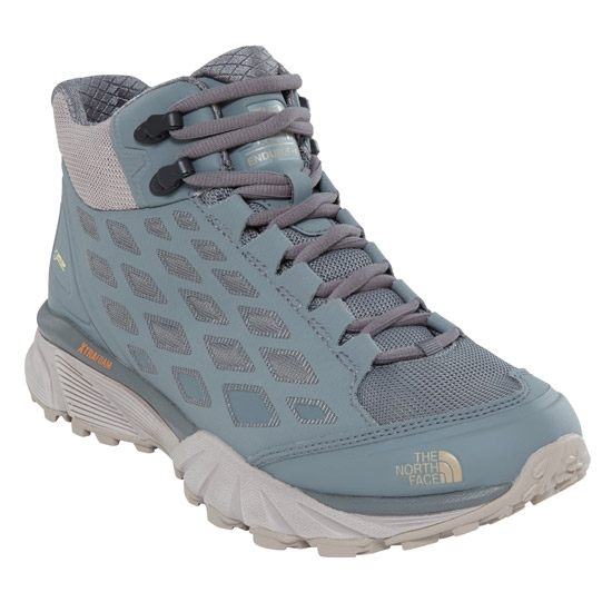 The North Face Endurus Hike Mid GTX W - Sedona Sage Grey/Vintage White