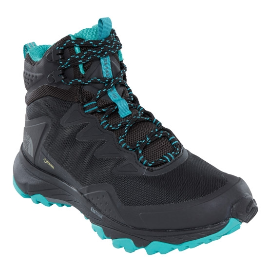 The North Face Ultra Fastpack III Mid GTX W - TNF Black/Porcelain