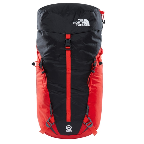 The North Face Verto 27 - Fiery Red/Tnf Black