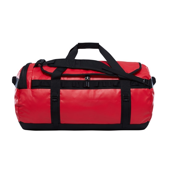 The North Face Base Camp Duffel L - Tnf Red/Tnf Black