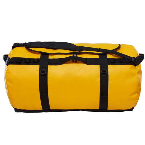 The North Face Base Camp Duffel XXL - Summit Gold/Tnf Black