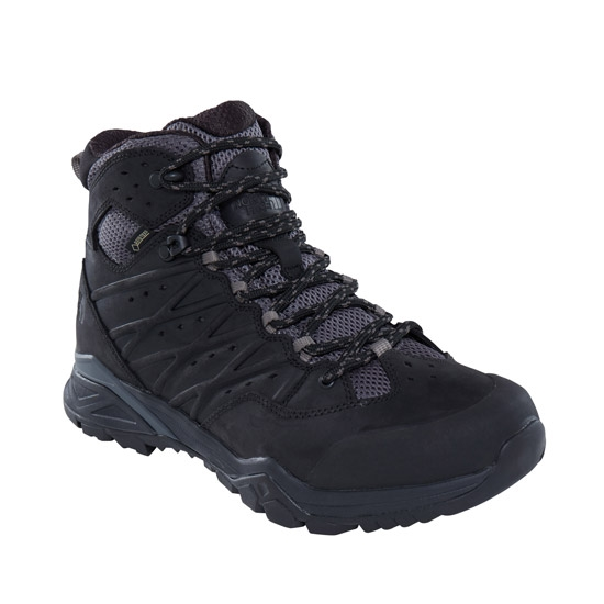 The North Face Hedgehog Hike II Mid GTX - TNF Black/Graphite Grey